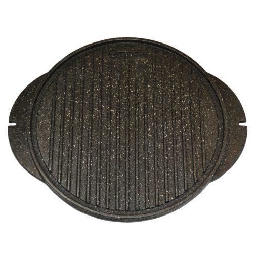 Orca B Series B1 Cast Iron Grill Pan 30 cm